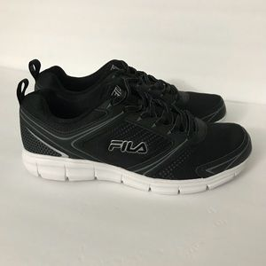2ada892af283 Fila Shoes - Fila Men s Windstar 2 Running Shoe Black size M8